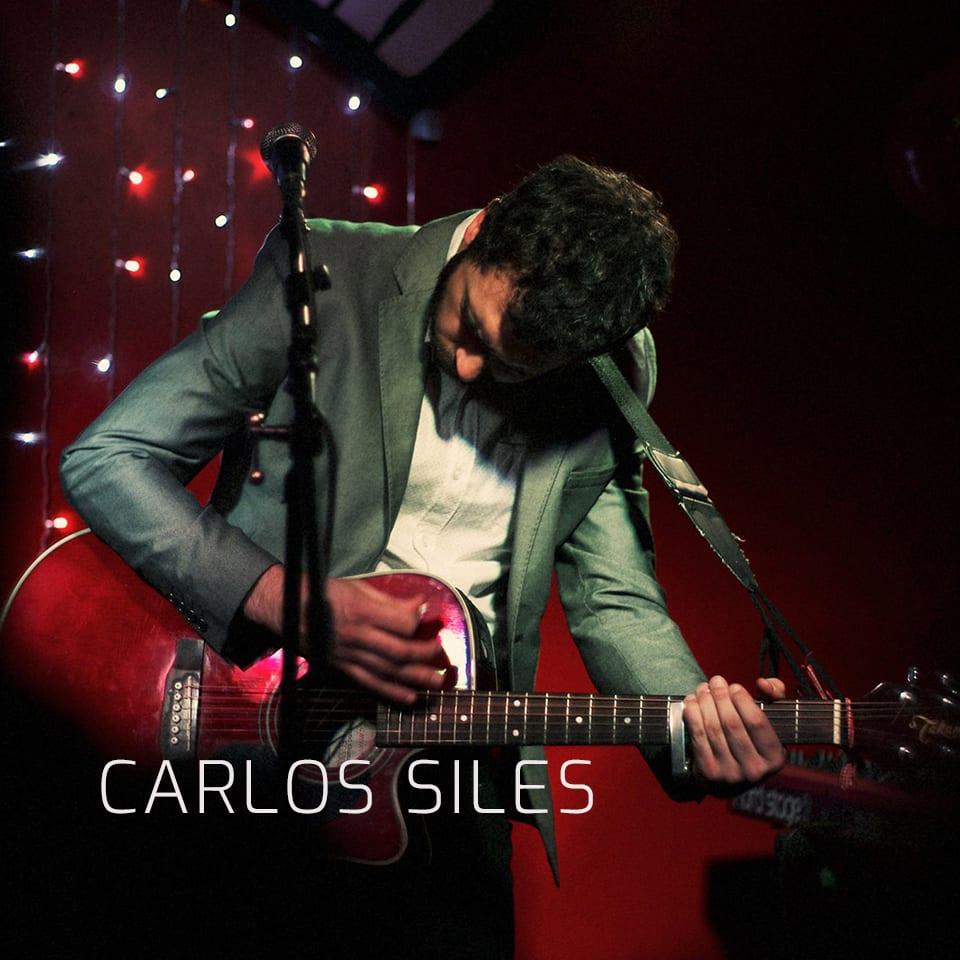 Carlos Siles ha grabado y mezclado en nuestro estudio