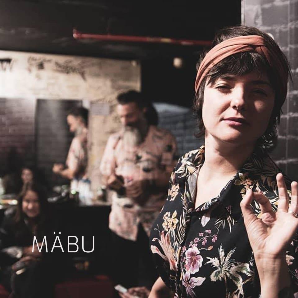 Mäbu ha grabado en nuestro estudio