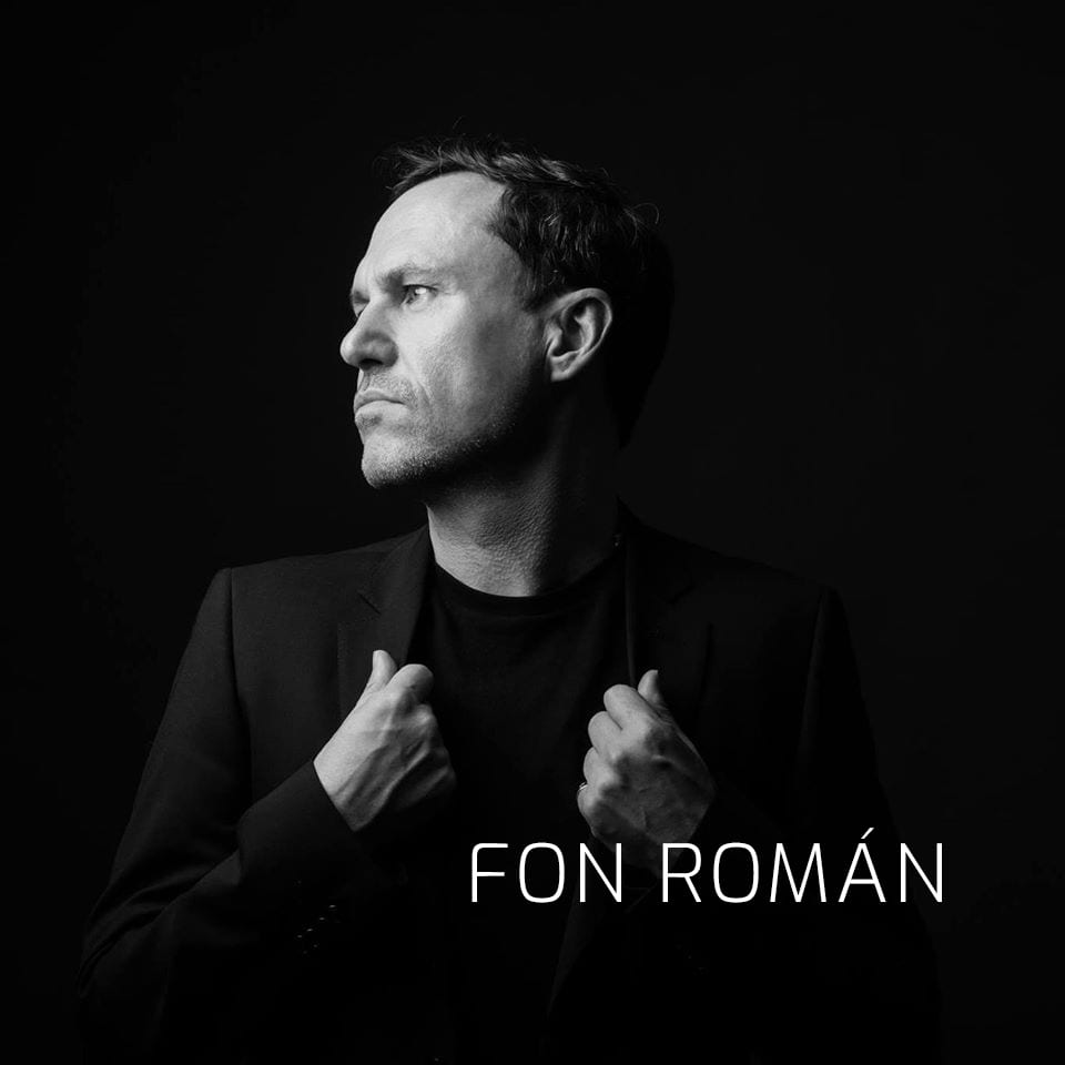 Fon Roman confía en nosotros para sus directos