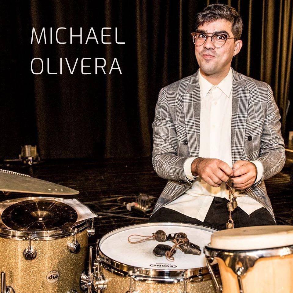 Michael Olivera ha grabado en nuestro estudio