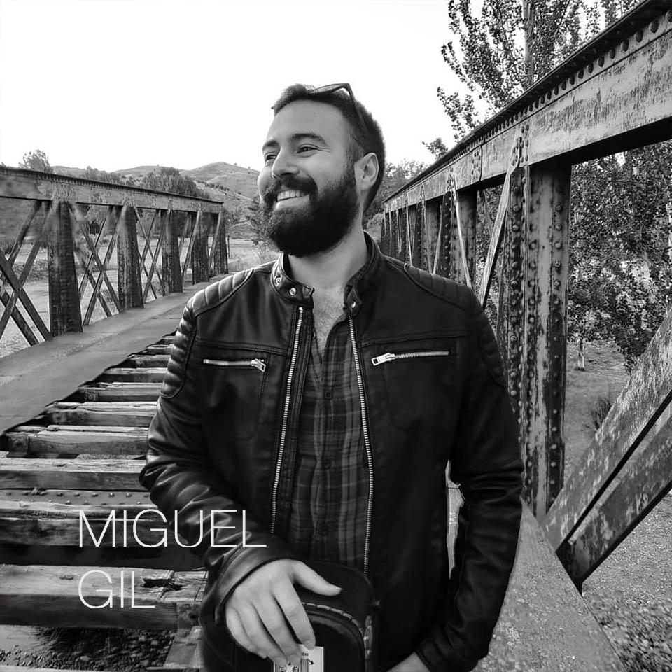 Miguel Gil ha grabado y mezclado en nuestro estudio
