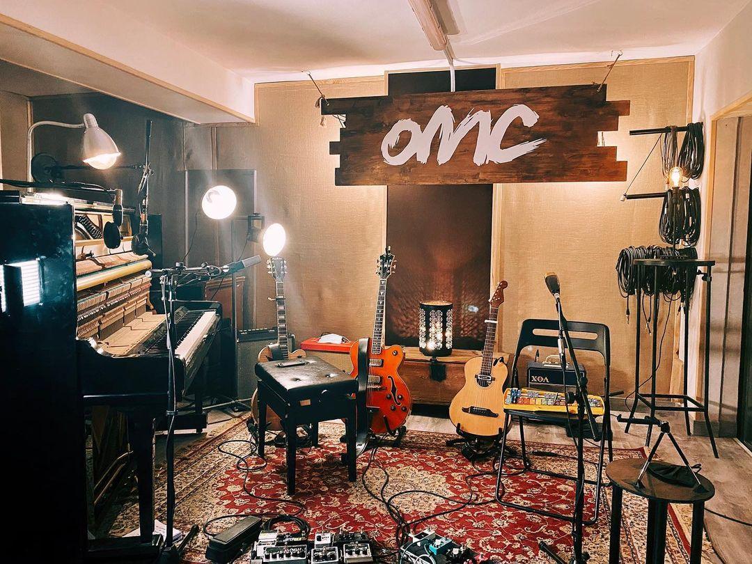 OMC Estudios - Guitarras
