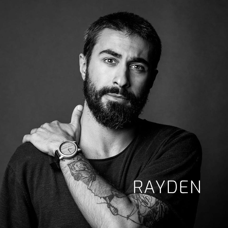 Rayden ha grabado y mezclado en nuestro estudio