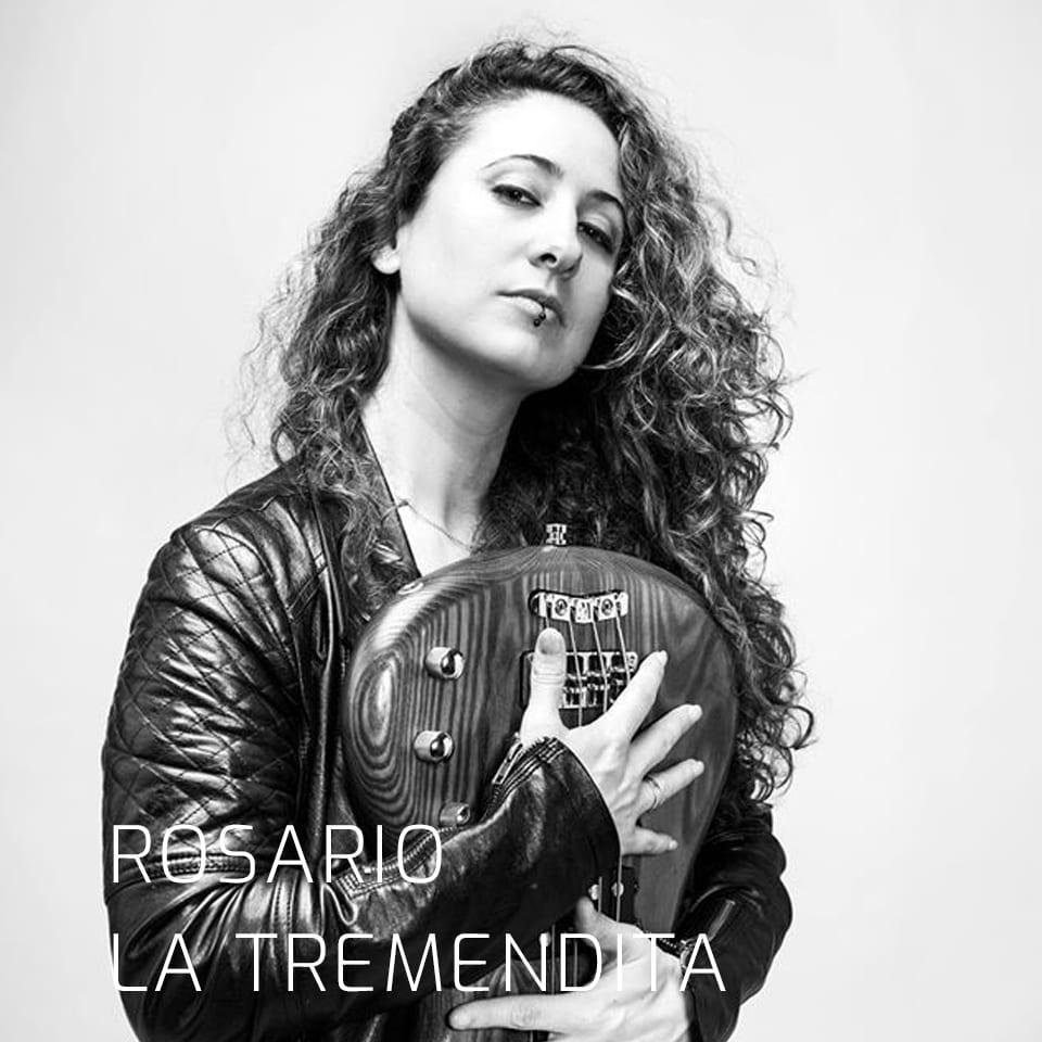 Rosario La Tremendita confía en nosotros para sus directos