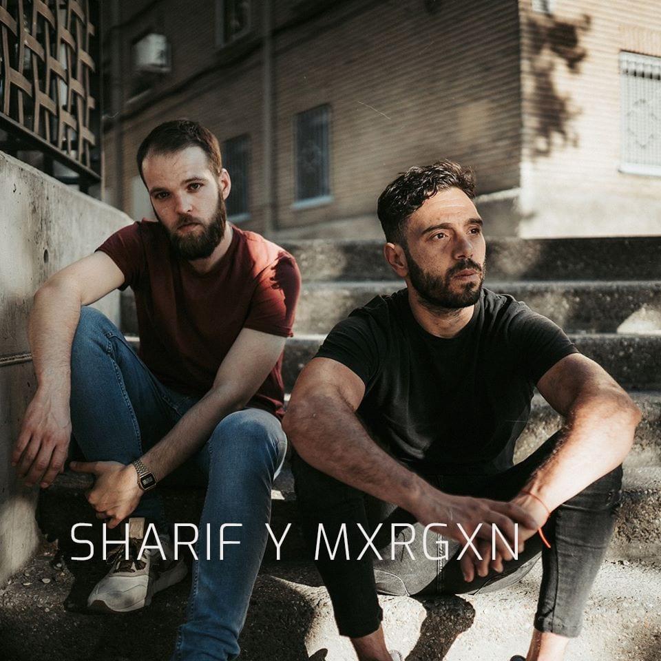 Sharif y Mxrgxm han grabado, producido y mezclado en nuestro estudio